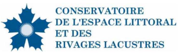 Logo de conservatoire de l'espace littoral et des rivages lacustres